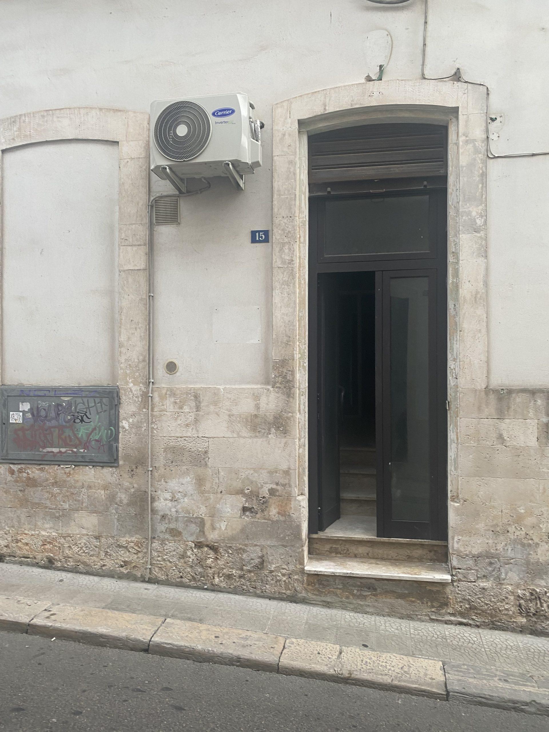 Via Abate Fighera 15 e Corso Italia 22 – Martina Franca